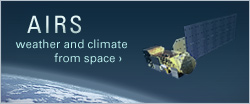 AIRS - weather and climate from space.